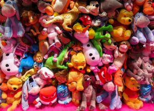 maskotki i zabawki dla dzieci