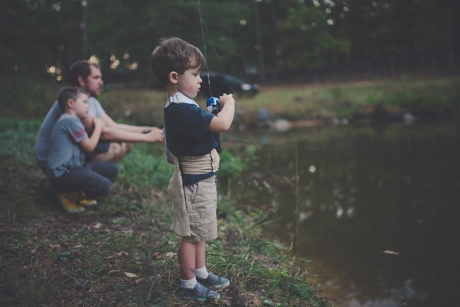 Wędkowanie dla najmłodszych – jak zachęcić?